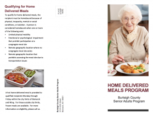 Home Delivered Meals Program